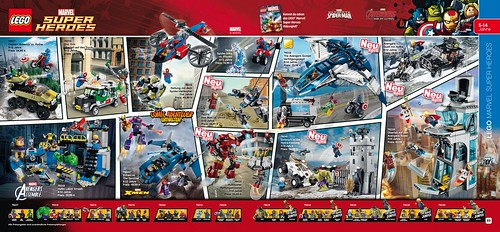 LEGO catalog 2015 DE 68-69 Marvel