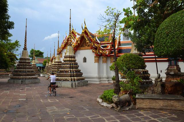 Palacios del Wat Pho