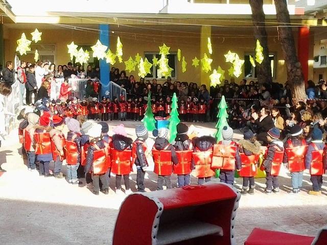 Noicattaro. Caldarazzo festeggia il Natale 2014 intero