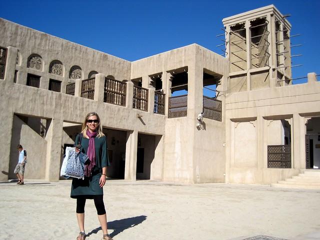Visitar Bur Dubai. Casa de Al Maktoum