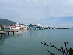 Harbour Ban Bang Bao, Koh Chang, Thailand