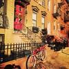 #Europe ? Or #Brooklyn door? #doorporn #bike
