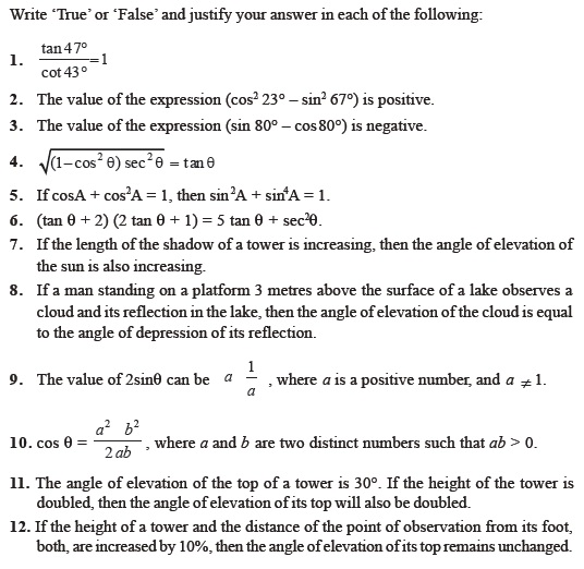 Class 10 Important Questions for Maths - Introduction to ...