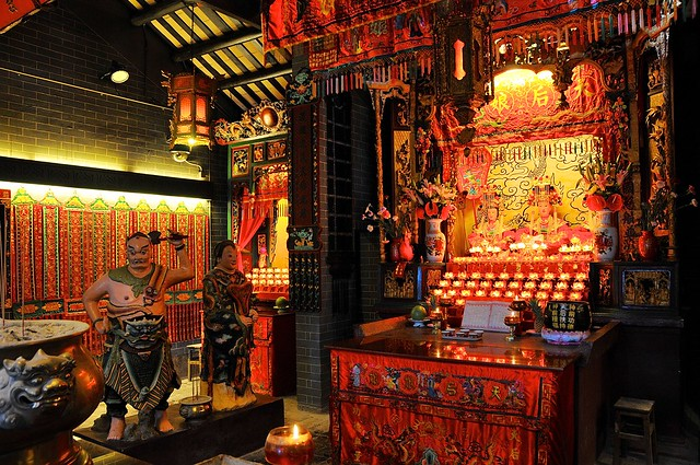 Tai Miu temple