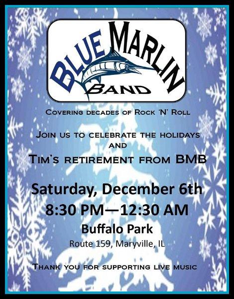 Blue Marlin 12-6-14