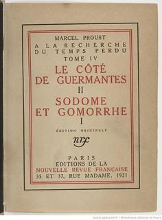 Marcel Proust RTP