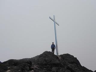 Tilden on Pichincha Sub Peak