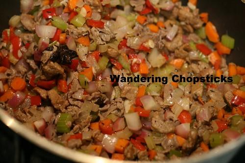 Uzbek Lagman (Lamb Noodle Soup) 10