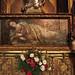 Detalle de un retablo.....Arevalo (Avila)