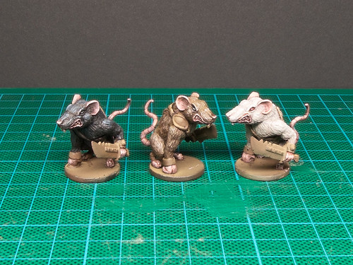Mice & Mystics Rats WIP