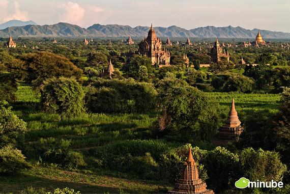 20. Bagan, Myanmar