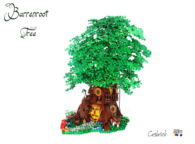 Barrenroot Tree
