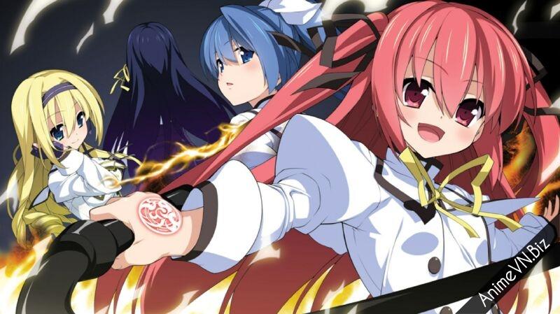 Seirei Tsukai no Blade Dance BD