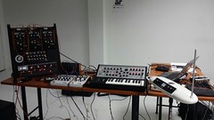percussion(0.0), keyboard player(0.0), music(0.0), drums(0.0), recording(1.0), electronic instrument(1.0),