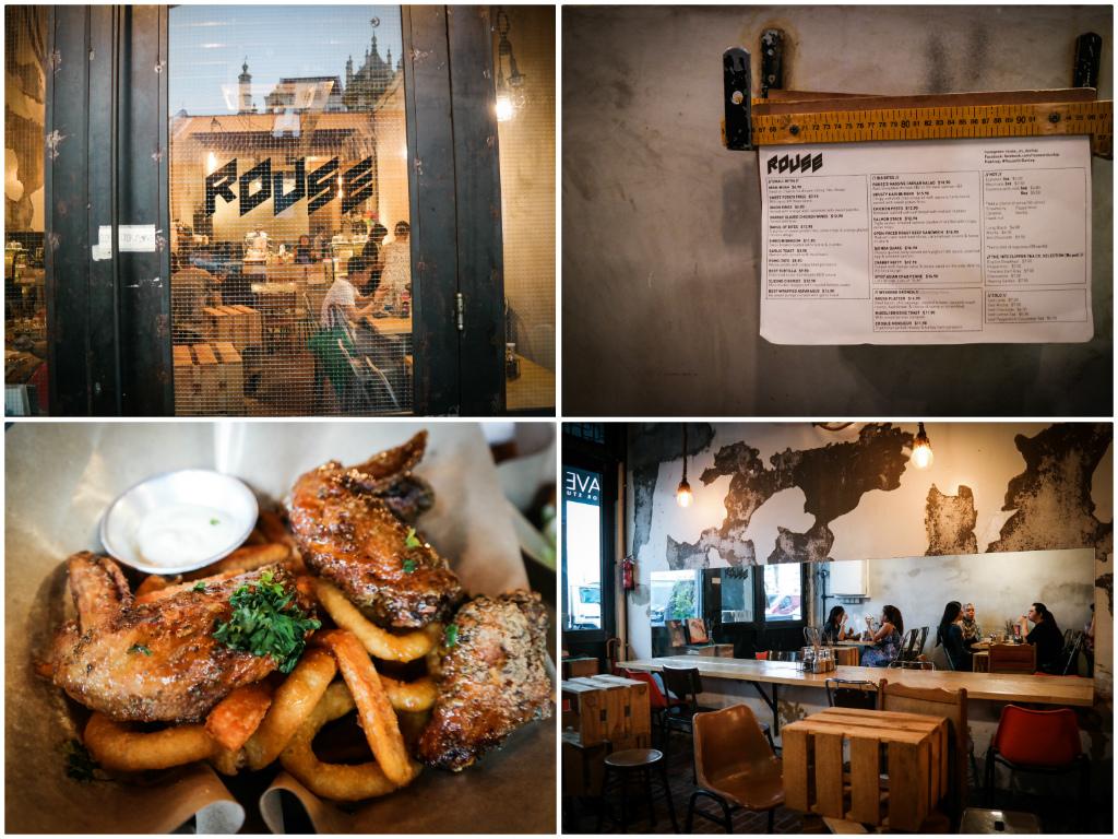 Rouse (Halal Cafe)