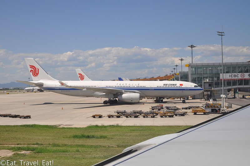 Air China at Beijing Capital International Airport (PEK)