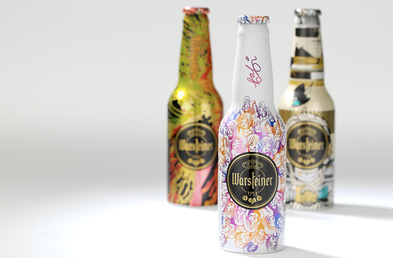"Warsteiner Art Collection ""Pop Revolution""1"