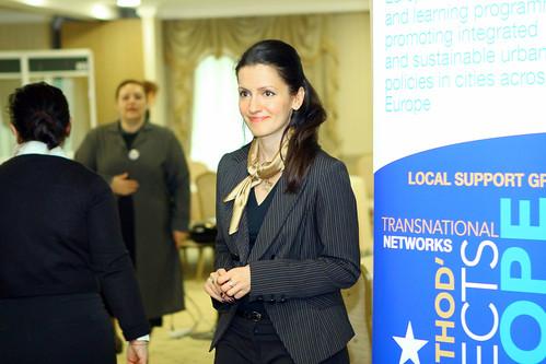 URBACT Infodays in Romania 2014, Day 2