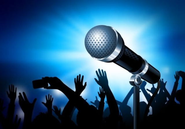 Karaoke Bahasa Mandarin Meriah