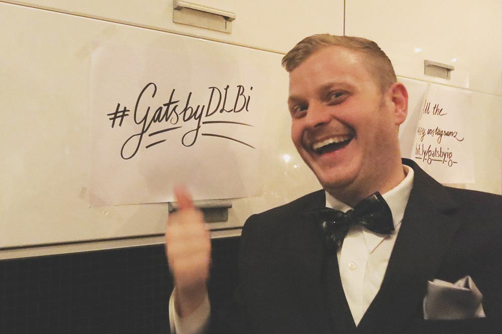 #Gatsbydlbi