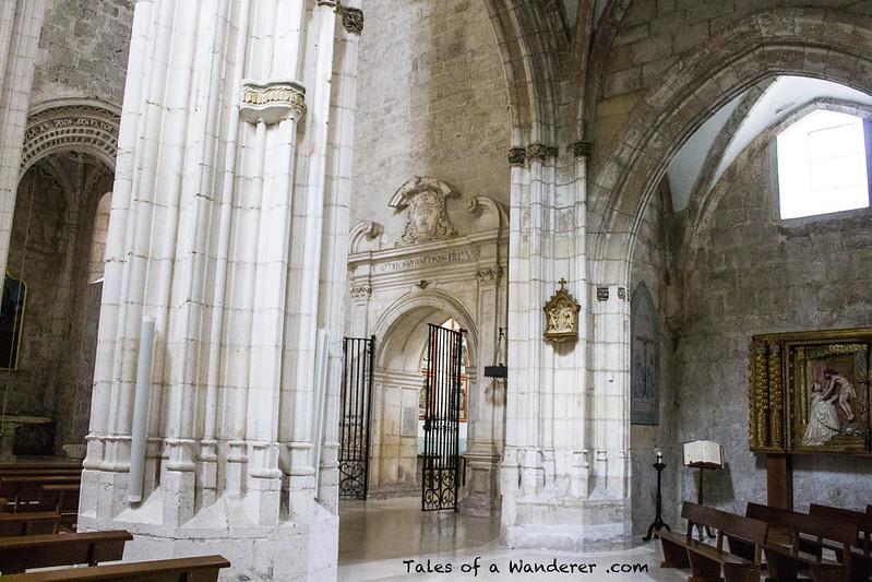 CASTRILLO DEL VAL - Monasterio de San Pedro de Cardeña