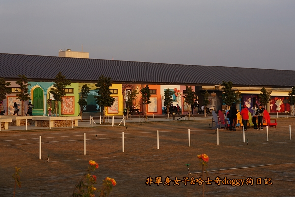 台南北門遊客中心婚紗美地水晶教堂29