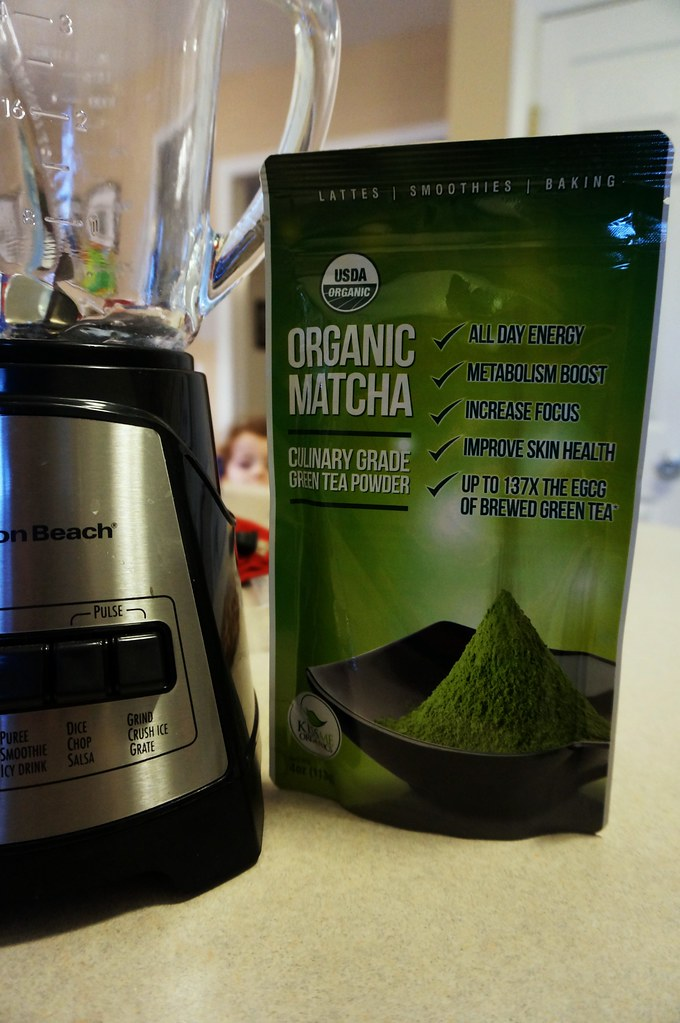 Kiss Me Organics Matcha Powder 2