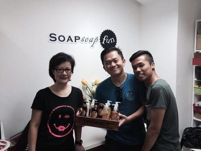 Soap Soap Fun