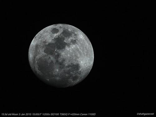 moon-13.3days 3jan2015-1500UT