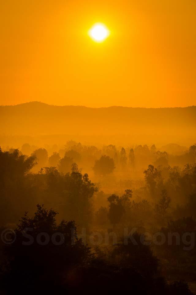 Sunrise @ Phu Ruea, Loei, Thailand