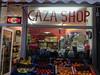 Palestinian grocery. Brussels, September 2014.