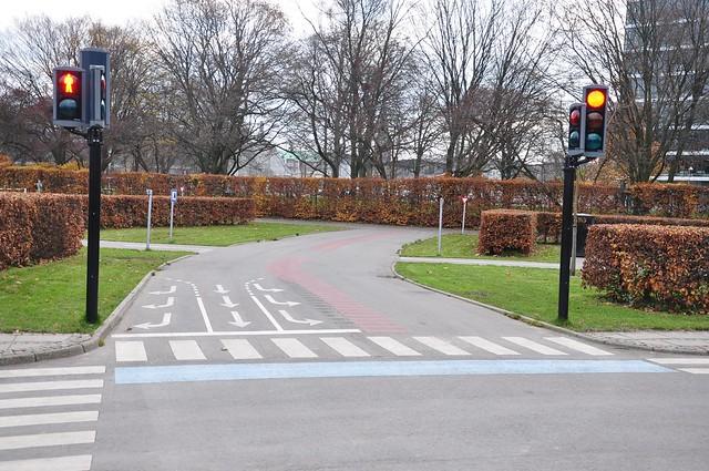 Trafiklegeplads - Traffic Playground - Copenhagen