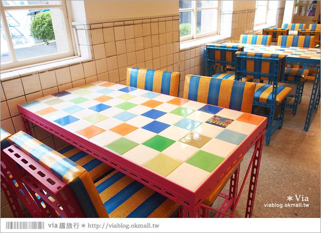 【台北幾米餐廳】華山幾米品牌概念餐廳~故事團團轉/是美味的餐廳,更是文創概念店13