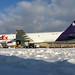 N910FD FedEx Express 757-236F at KCLE by GeorgeM757
