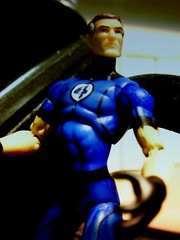 Fantastic Four, Mr. Fantastic