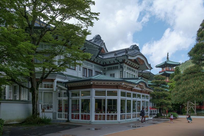 富士屋ホテル 本館