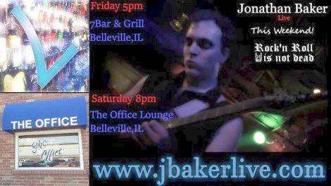 Jonathan Baker 5-20, 5-21-16