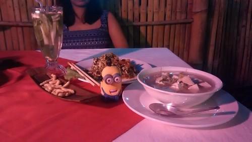 sinyaw-2 dinner
