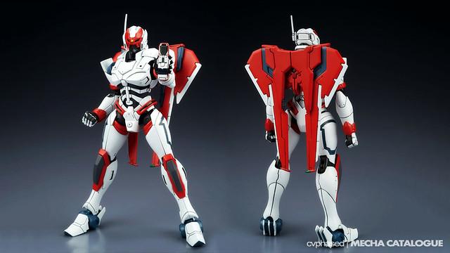 """Bandai - ACTIVE RAID """"Strike Interceptor"""" Model Kit"""