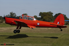 G-BCGC WP903 - C1 0076 - Private - De Havilland Canada DHC-1 Chipmunk 22 - Little Gransden - 070826 - Steven Gray - IMG_2511