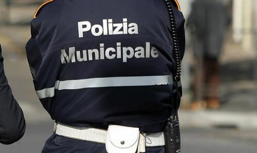 polizia municipale evidenza
