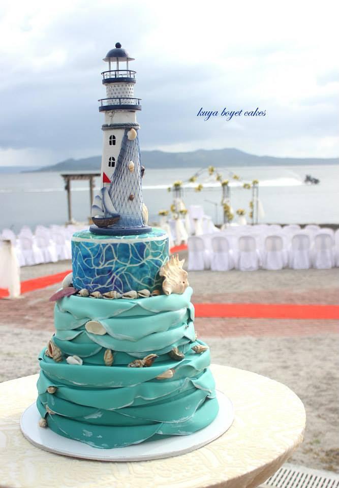 Robert de Armas' Amazing Cake