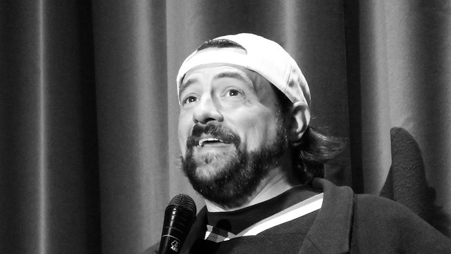 Kevin Smith at Edinburgh Film Festival 03