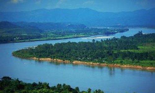 du lịch lào sông me kong