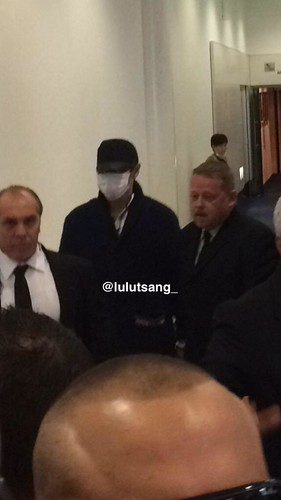 Big Bang - Sydney Airport - 16oct2015 - lulutsang_ - 03