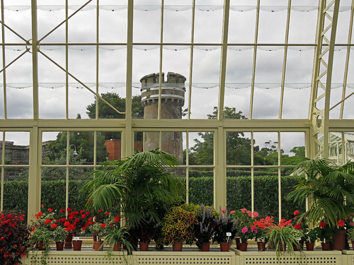 Dublin Botanical Garden Conservatory