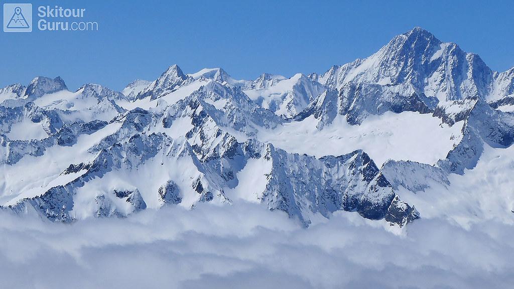 Diechterhorn (day 3, h.r. Swiss Glacier) Urner Alpen Schweiz foto 20
