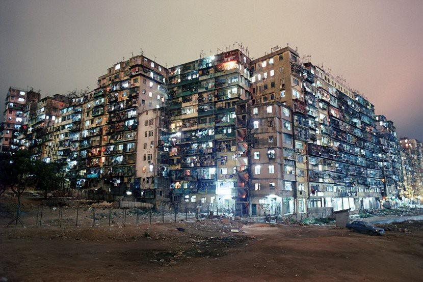 城市文化/消逝的黑暗三不管之城:九龍城寨9