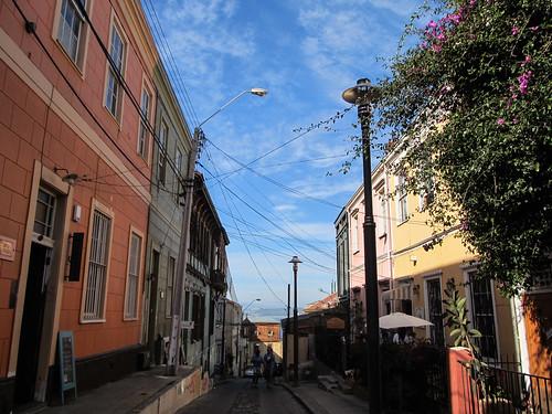 Valparaiso: el Cerro Concepción
