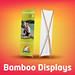 Bamboo Displays by D. Barnes